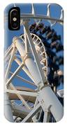 Modern Roller Coaster IPhone Case