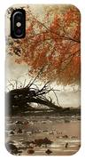 Mohican In Autumn IPhone Case