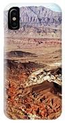 Mojave Desert Magic IPhone Case