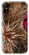 Mojave Magenta IPhone Case