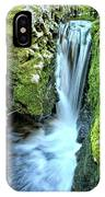 Moine Creek Goes Vertical IPhone Case