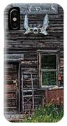 Molson Gold Mines IPhone Case