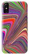 Molten Rainbow IPhone Case