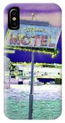 Mom's Motel IPhone Case