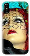 Mona In Mourning IPhone Case