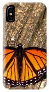 Monarch Butterfly II IPhone Case