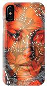 Monarch Moment IPhone Case