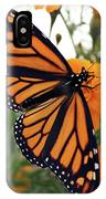 Monarch Series 1 IPhone Case