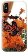 Monarch Series 4 IPhone Case