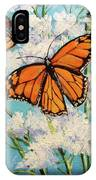 Monarchs IPhone Case