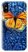 Monarchs Mating IPhone Case