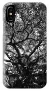 Monastery Tree IPhone Case