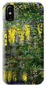 Monet's Garden Abstract II IPhone Case