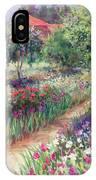 Monet's Garden  IPhone Case