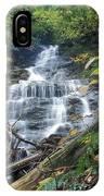 Money Brook Falls Mount Greylock IPhone Case