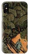 Money Forest IPhone Case