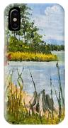 Monford Point IPhone Case