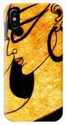 Monks IPhone Case