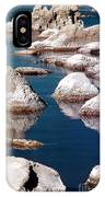 Mono Lake Tufa IPhone Case