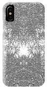 Mono Trees IPhone Case