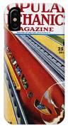 Monorail, C1940 IPhone Case
