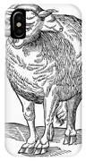 Monster, 16th Century IPhone Case