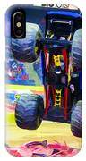 Monster Jam 1 IPhone Case