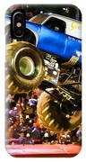 Monster Jam Atlanta 2012 IPhone Case