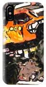 Monster Jam El Toro Loco IPhone Case