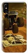 Monster Truck 2a IPhone Case