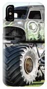 Monster Truck 4 IPhone Case