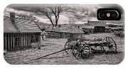 Montana Ghost Town IPhone Case
