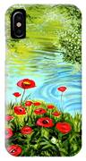 Monte Rio Poppies IPhone Case