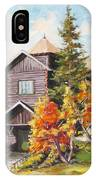 Montebello IPhone Case
