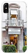 Montecatini-8 IPhone Case