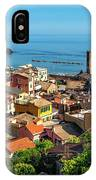 Monterosso In The Cinque Terre IPhone Case