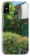 Montmarte Paris La Lapin Agile Cabaret IPhone Case