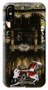Montmartre Carousel IPhone Case