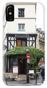 Montmartre IPhone Case