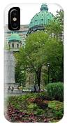 Montreal 28 IPhone Case
