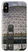 Montreal Biosphere 2 IPhone Case