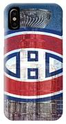 Montreal Canadiens City IPhone Case