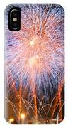 Montreal Fireworks Celebration  IPhone Case