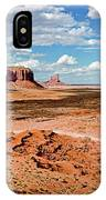 Monument Valley National Park IPhone Case