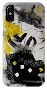Moods Yellow Let It All Hang Out IPhone Case