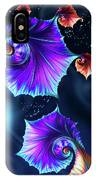 Moonflowers IPhone Case