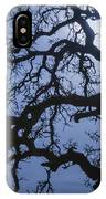 Moonlight And Oak Tree IPhone Case