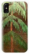 Moonlit Cedar  IPhone Case
