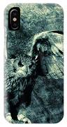 Moonlit Owl IPhone Case