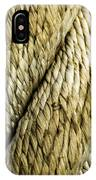 Mooring Line IPhone Case